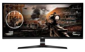 "LG 34UC79G 34"" Curved IPS Gaming Monitor £569.99 inc delivery @ Ebuyer"