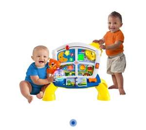 Bright Starts Learn and Giggle Activity Station £24.99 half price @ Toys R Us Free delivery over £29.99 or free C+C