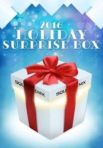 Square Enix 2016 Holiday Surprise Box [7 Steam Keys] £4.99 @ Square Enix