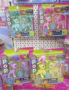 My little Pony POP figures  £1 in Poundworld
