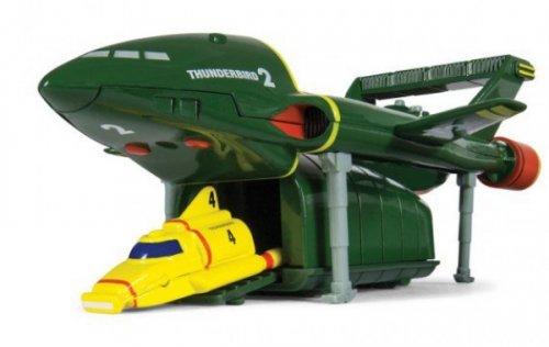Thunderbirds Corgi Diecast Toys £9.99 @ Hawkins Bazaar