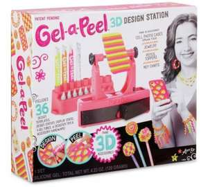 Gel a Peel Design Station £24.99 Argos