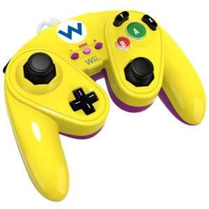 Wario Wii Pro Controller (also compatible with the Mini NES) - £10.99 @ Zavvi