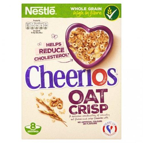 350g Cheerios Oat Crisp £1.25 @ One Stop