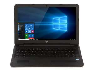 HP 250 G5 i7 Laptop 256GB SSD 8GB RAM for £449.98 @ ebuyer