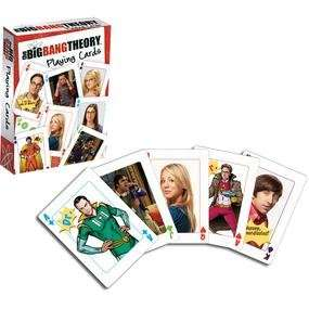 Big Bang Theory Playing Cards Forbidden Planet £1.99 delivered @ Forbidden planet