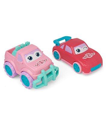 2 pack of pink cars half price @ elc £12.50 (free c&c)