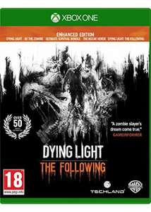 [Xbox One] Dying Light: The Following - Enhanced Edition - £12.69 - Base