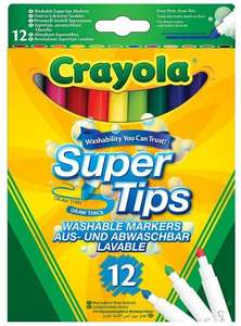 Crayola Super Tips 1.88 Tesco in store and Amazon add on item