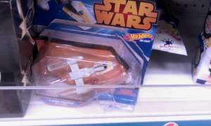 star wars hot wheels diecast toy £1 @ poundland
