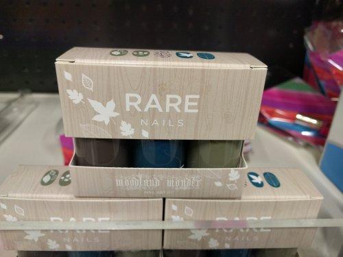 Rare Nails Sets £1 at Poundland