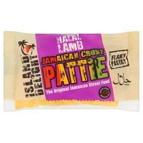 Island Delight Jamaican Crust Pastry's 50p Each @ Asda (Includes Halal)