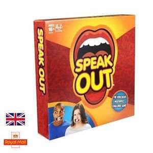 Speak Out Hilarious Mouth Piece Game £9.99 delivered @  pricebuster_uk1 / ebay
