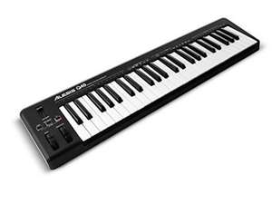 Alesis Q49 midi keyboard with 3 month Skoove membership £53.97 @ Amazon