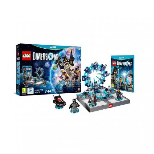 LEGO Dimensions Starter Pack Wii U - £34.99 @ Smyths (Free C&C)