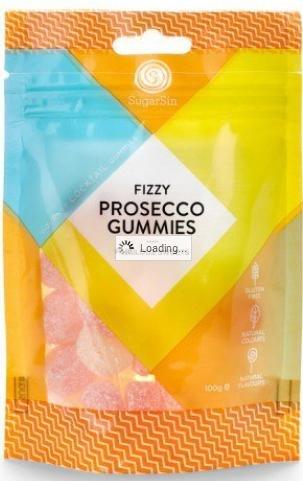 Fizzy Prosecco Gummies £3 Hawkins Bazaar (C&C £2)