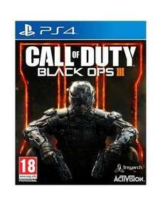 Call of Duty: Black Ops III (PS4) NEW  £17.99 at Very