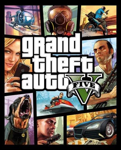 GTA 5 - Grand Theft Auto 5 - PC - £19.99 @ Humble bundle