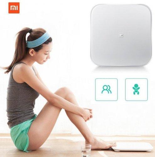 Xiaomi Mi Smart Body Weight Scale - £22.09 - AliExpress (Ships from UK)