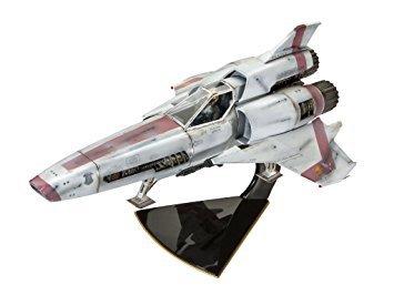 Battlestar Galactica 1:32 Scale Revell Colonial Viper MK. II Model Kit £12.27 Prime, £16.26 non-Prime @ Amazon