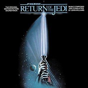 Star Wars - Episode VI - Return Of The Jedi [LIMITED EDITION GOLD VINYL] at Amazon for £9.99 (Prime or add £2.99 non Prime)