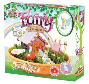 My Fairy Garden £12.99 Amazon (Prime or add £4.75)