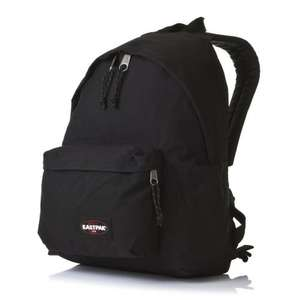 Eastpak Unisex Padded Pak'R Backpack Black £17.16 (Prime) £21.15 (non-Prime) @ Amazon