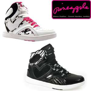 Pineapple hi tops £14.99 (13.49 with code) with free p&p @ shoe factory outlet