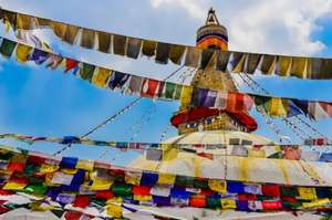 UK - Nepal return flights from £300 January- 31st March 2017 @ Momondo