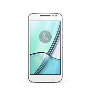 Motorola Moto G4 Play 16GB SIM-Free Smartphone - White - £115.97 @ Amazon