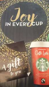 Free Starbucks Chilled Classics coupon inside free TimeOut London mag
