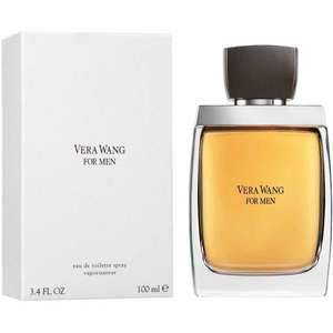 Vera Wang Eau de Toilette for Men - 100 ml - £19.93 (Prime) £23.92 (Non Prime) @ Sold by PerfumeShopping and Fulfilled by Amazon.