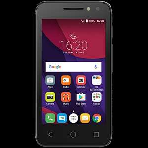 Alcatel Pixi4 4 (Like New) - Cheapest Marshmallow SmartPhone - £9.99 @ o2