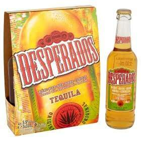 Desperados Original Tequila Flavoured Beer - £4 @ ASDA