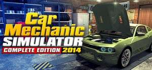 [Steam] Car Mechanic Simulator RRP £4.99 90% off at Steam Store - 49p