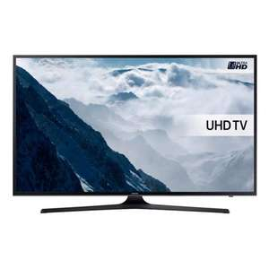 "Samsung UE60KU6000 60"" 4K HDR TV for £789.99 With Code @ Hughes"