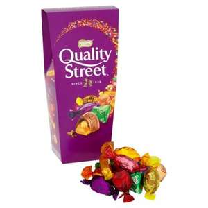 Quality Street Carton 265G - 2 for £2 @ Tesco