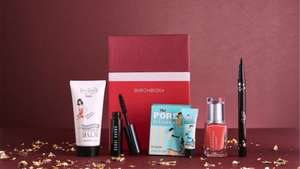 Two Birchbox beauty boxes for £10.00 + delivery through Timeout