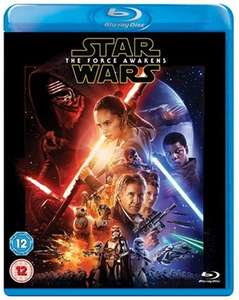 CEX Reductions on Blu-Rays and DVDs - Star Wars: Force Awakens Blu-Ray £6