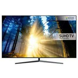 10% off Samsung UE75KS8000 75 inch @ Crampton and Moore £3329.10 with code