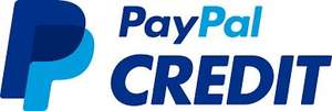 Paypal Credit - 0% interest free for 4 months to use again and again £150+ spend