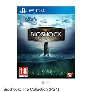 Bioshock Collection PS4 was £19.99 now PRIME NOW ONLY