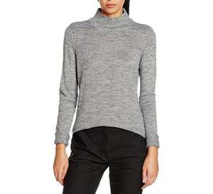 Vero Moda Women's high neck jumper available in 3 colours £5.40 prime / £9.39 non prime at Amazon