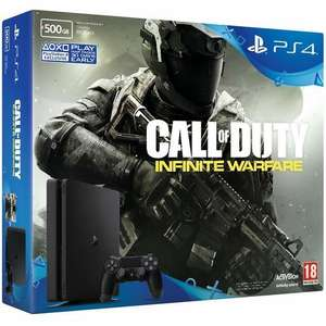 PS4 500GB Call of Duty: Infinite Warfare Legacy Edition Pack £229 @ Toys r us