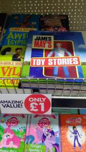 Poundworld: James May Toy Stories £1