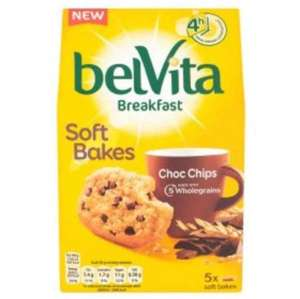belvita soft bakes all variety £1.25 @ Asda