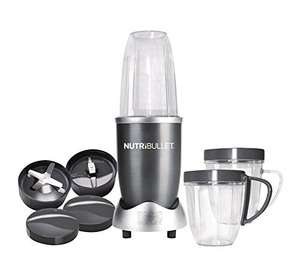 Nutribullet 600w 12 Piece Set - £52.99 Delivered from Amazon (Prime exclusive)