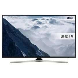 Samsung UE40KU6020 Smart 4K Ultra HD 40 Inch LED TV with Freeview HD - £331.55 instore @ Tesco Direct