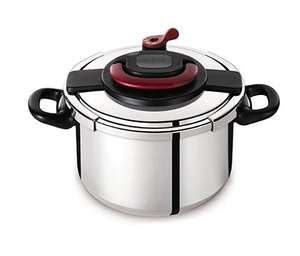 Tefal Clipso Plus pressure cooker 6L instore at Costco for £53.99