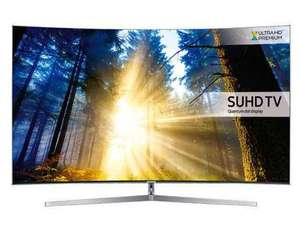 "Samsung UE55KS9000 55"" 4K HDR Ultra HD Curved Quantum Dot TV £1499.98 with code @ simply electricals"